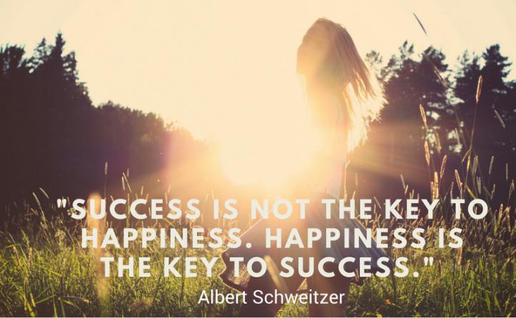 sucess-happiness-albert-schweitzer